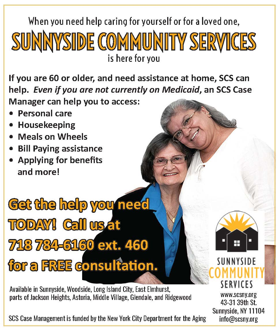 Sunnyside Community Services Case Management