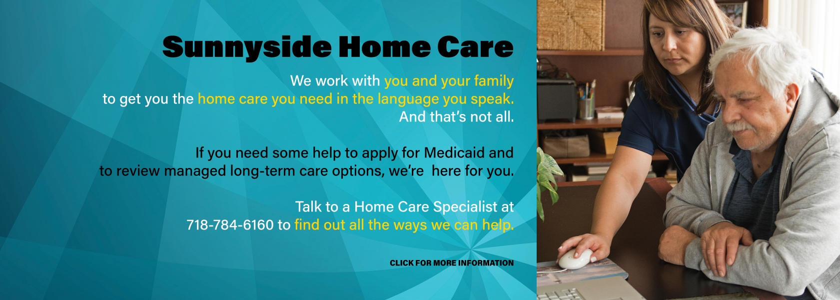 SCS Homecare helps you get the help you need