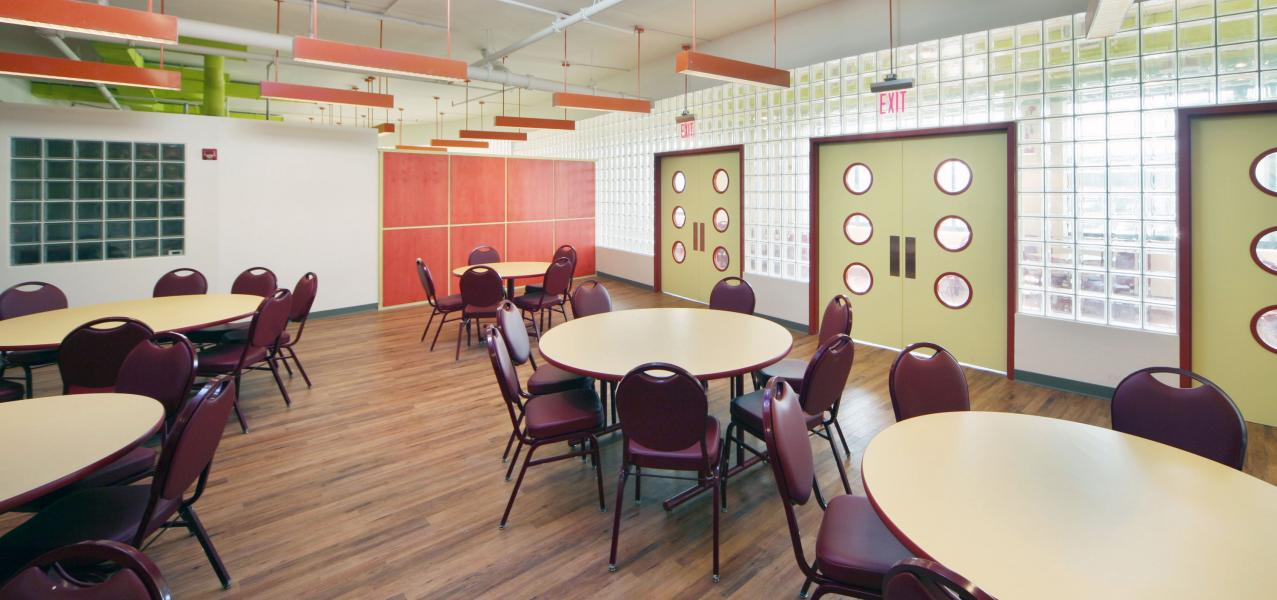Event Space | Sunnyside Community Services