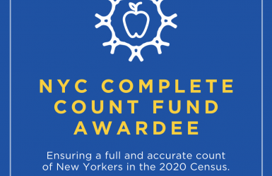 Complete Count Fund Awardee designation