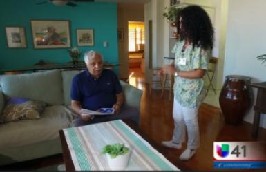 story from Univision 41 News