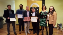 SCS Volunteer of the Year Awards 2018