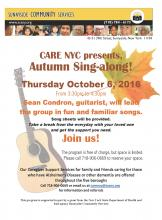 Care NYC Autumn Sing Along
