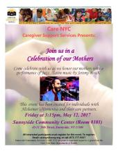 Care NYC Concert for Caregivers May 12