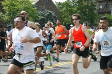 People running in Third Annual Sunnyside Post Mile set for October