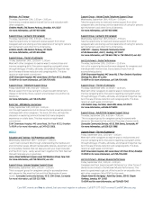 September 2018 Calendar of Events for Care NYC page 2